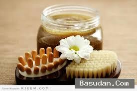 مكونات ماسك العسل وزيت الزيتون