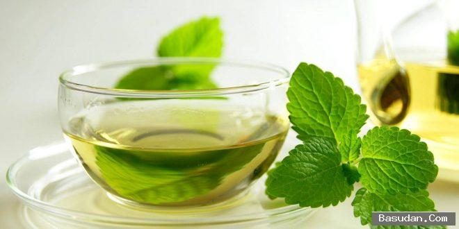 سكراب الشاي الأخضر للبشرة فوائد