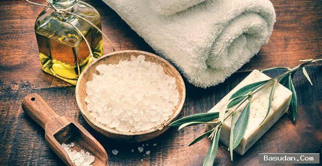 الملح وفوائده للبشرة الدهنية مشكلات
