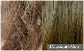 علاج الشعر الجاف علاج فعال