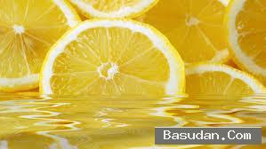 خلطات الليمون للبشرة وصفه الليمون