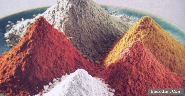 ماسك الطين للبشرة قناع الطين