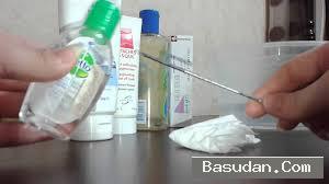 تنظيف البشرة تنظيف البشره بسهولة
