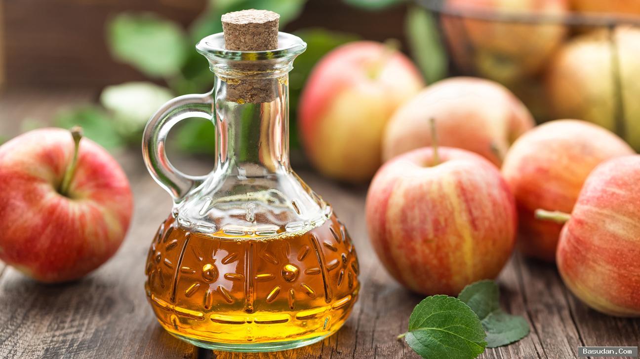 فوائد استخدام التفاح للشعر