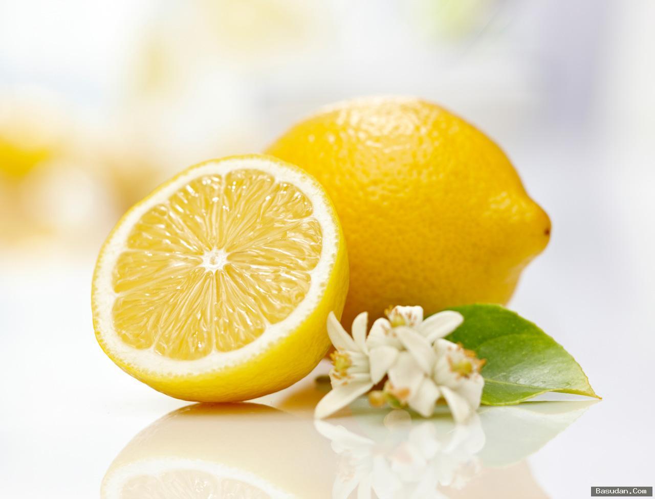 عصير الليمون للتخلص الندبات عصير