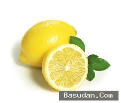 الليمون لتبييض الأسنان وصفة الليمون