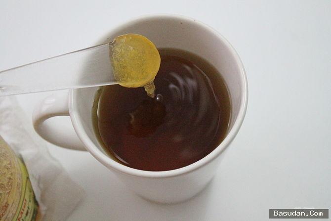 تونر الشاي الأخضر طريقة تحضير