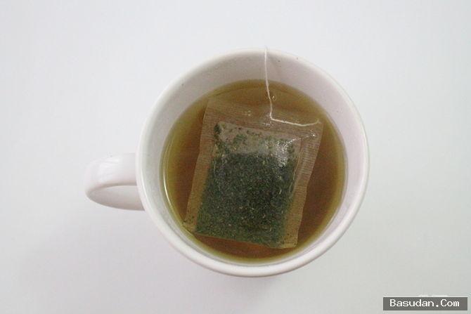 كيفية تونر الشاي الأخضر للبشرة
