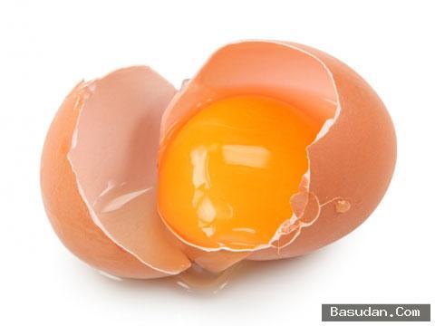 فوائد صفار البيض للشعر ماسك