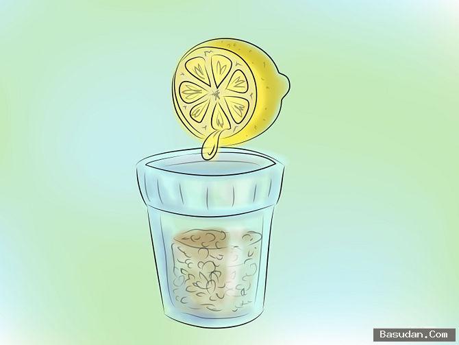 ماسك الشوفان والليمون للبشرة ماسك