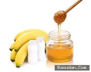 ماسك الموز الأرغان للبشرة ماسك