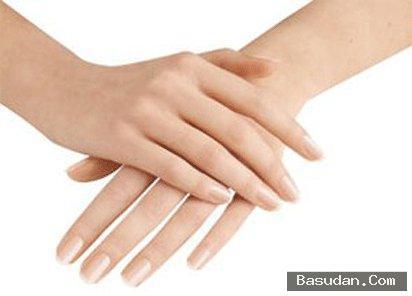 وصفة لتفتييح اليدين كيفية العناية
