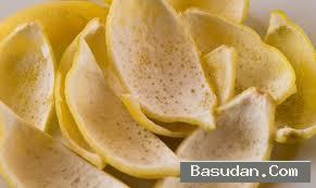 الليمون وفوائده للبشره ماسك الليمون