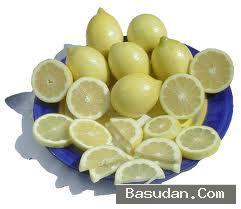ماسك صفار البيض والليمون للشعر