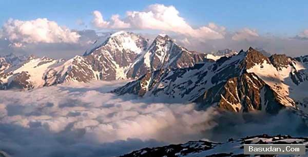 موقع جبال القوقاز معلومات جبال