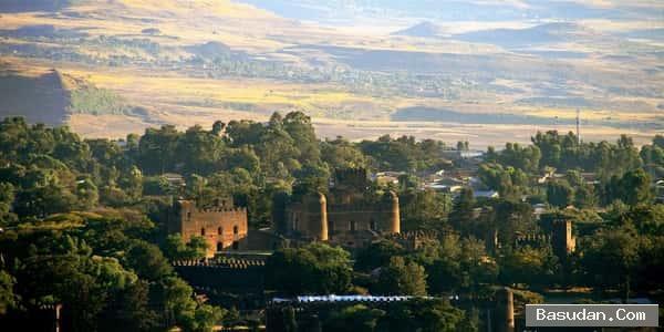 السياحة أثيوبيا تسمية أثيوبيا بهذا