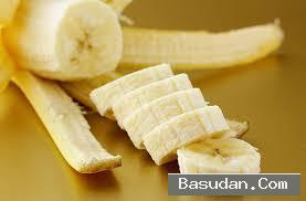 ماسك الموز البشرة جميل الموز