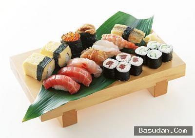 السوشي وصفه السوشي