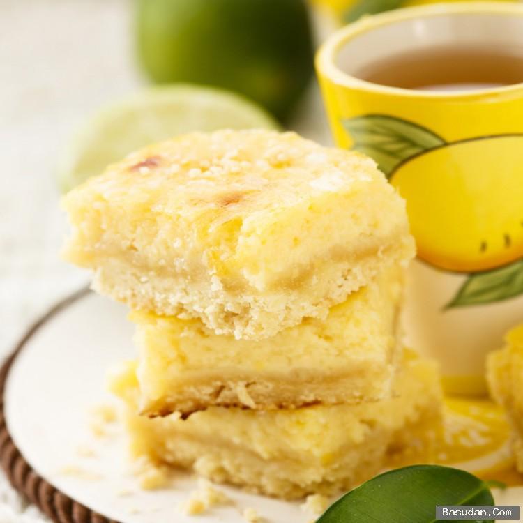 طريقة تحضير تارت الليمون مكونات