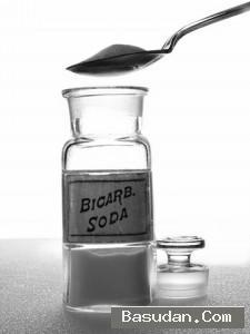 استخدامات بيكربونات الصوديوم للبشرة بيكربونات