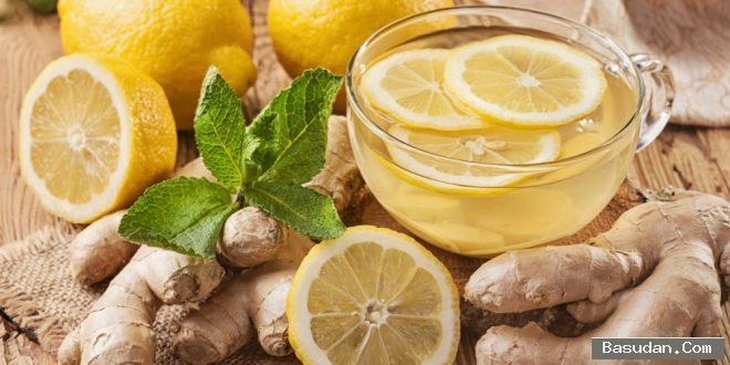 مقشر الزنجبيل والليمون للبشرة مقشر