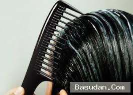 مركبات لتنعيم الشعر تنعيم الشعر