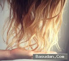 علاج الشعر المتقصف رعاية الشعر