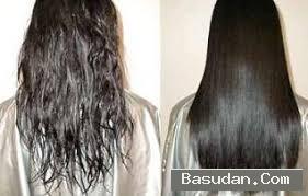 رعاية الشعر الجاف العناية بالشعر
