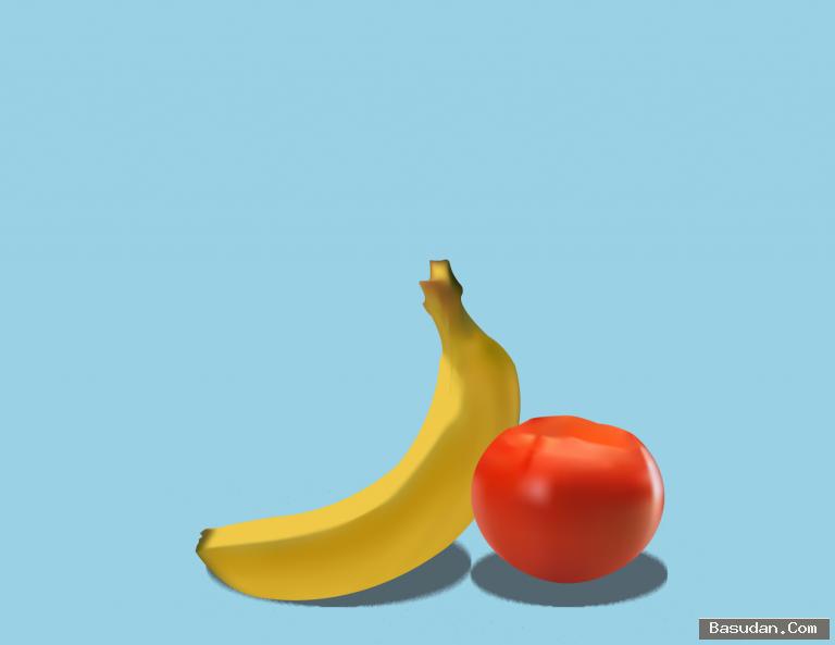 ماسك الطماطم والموز لترطيب البشرة