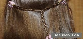 بسيطة لتنعيم الشعر تنعيم الشعر