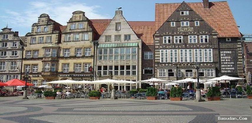 السياحة مدينة بريمن تاريخ مدينة
