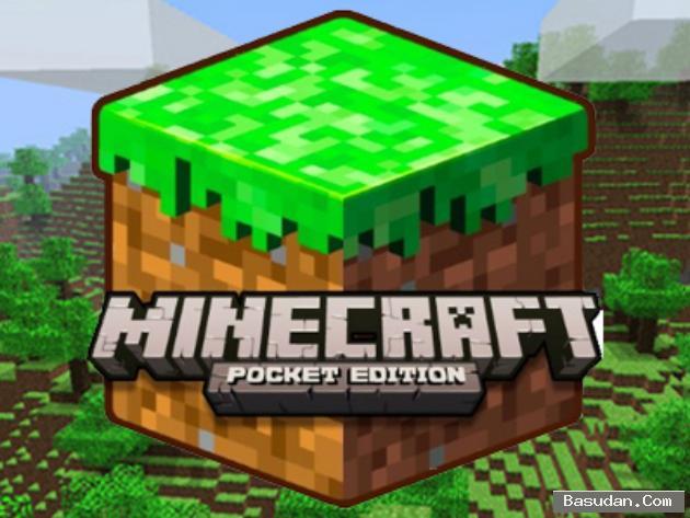 تحميل اللعبه الشهيره Minecraft Pocket