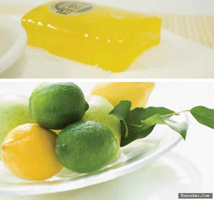 الجلسرين والليمون لترطيب البشرة ماسك