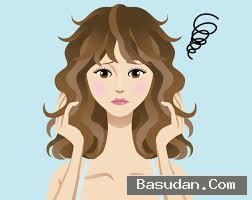 كيفية تغذية الشعر الضعيف العناية
