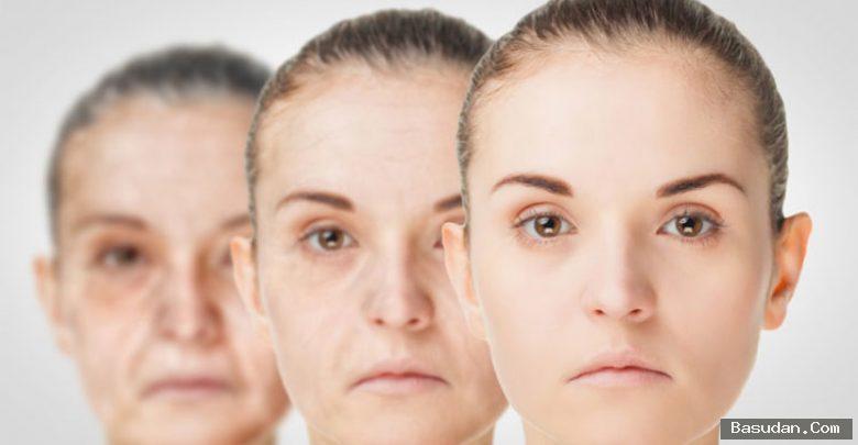 القضاء الشيخوخة الحفاظ البشرة الشيخوخة