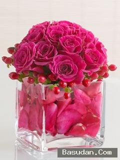 غسول الورد للعناية بالبشرة طريقة