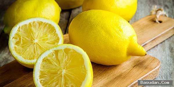 الليمون وصفه الليمون للبشرة