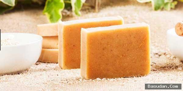 استخدام صابون الجزر صابون الجزر
