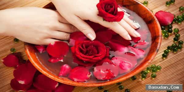 الورد الورد للوجه