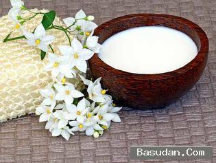 ماسك الحليب لتفتييح البشرة فوائد