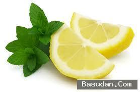 غسول الليمون والنعناع للبشرة غسول