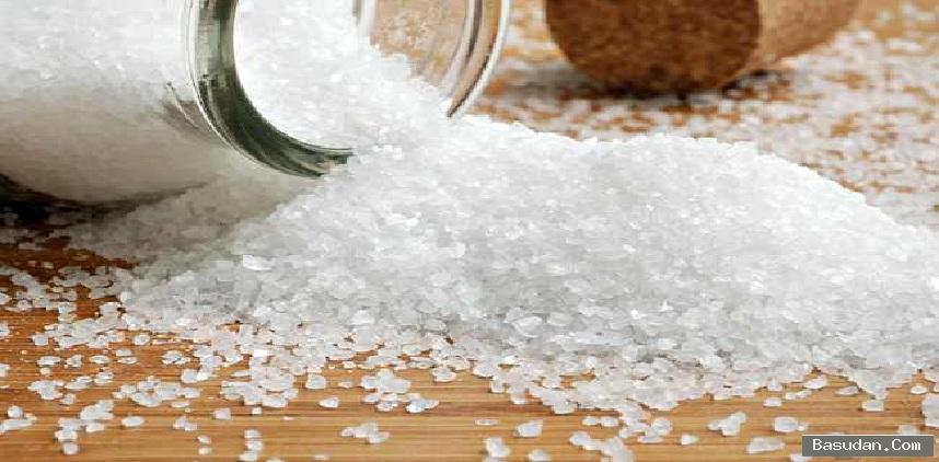 اهميه الملح الخشن للشعر فوائد
