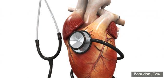 أعراض تضخم عضلة القلب كيفية