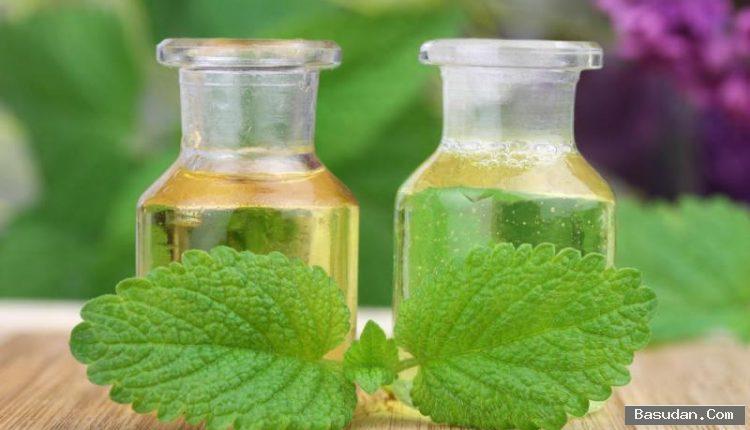 غسول النعناع والشاي الأخضر للبشرة