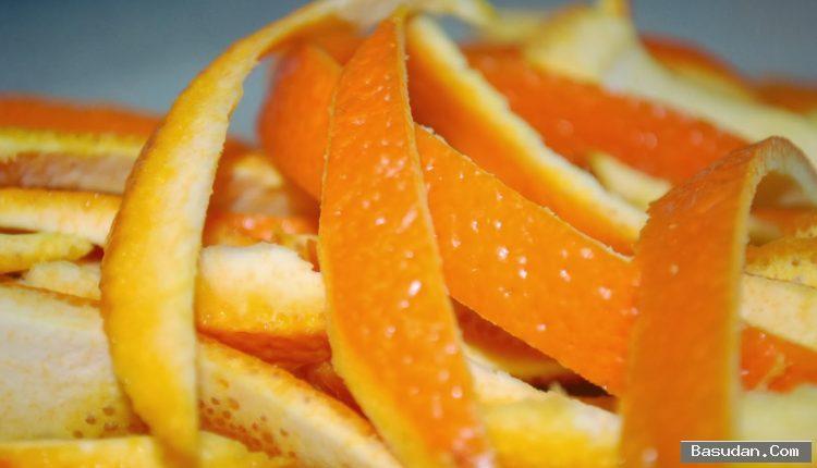 ماسكات البرتقال للبشرة البرتقال وتنظيف