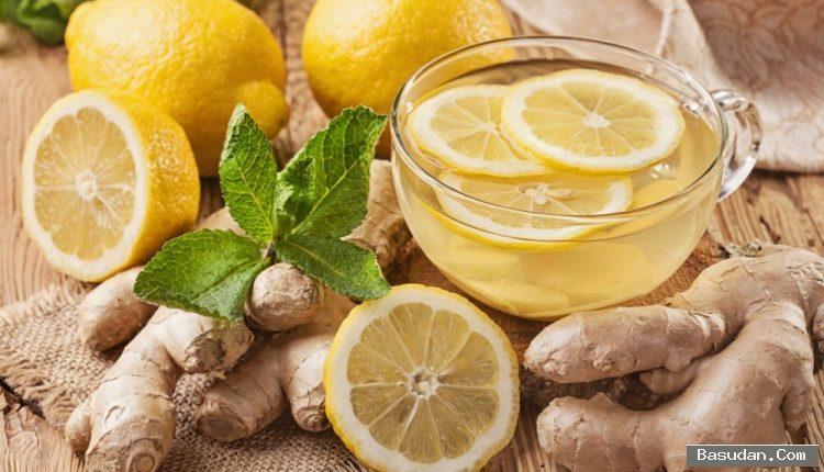 الزنجبيل والليمون لتنعيم البشرة فوائد