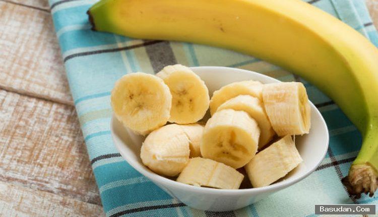 الموز لترطيب البشرة ماسك الموز