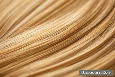 صبغة الشعر البشرة