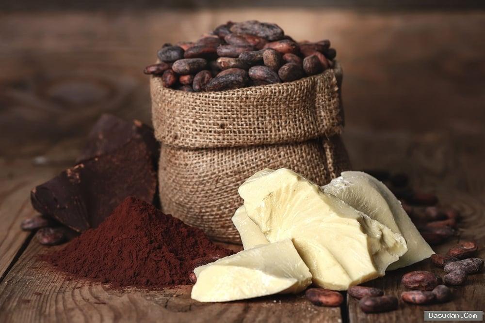 أهمية زبدة الكاكاو للبشرة زبدة