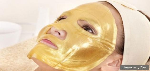 كيفية استخدام ماسك الذهب نصائح